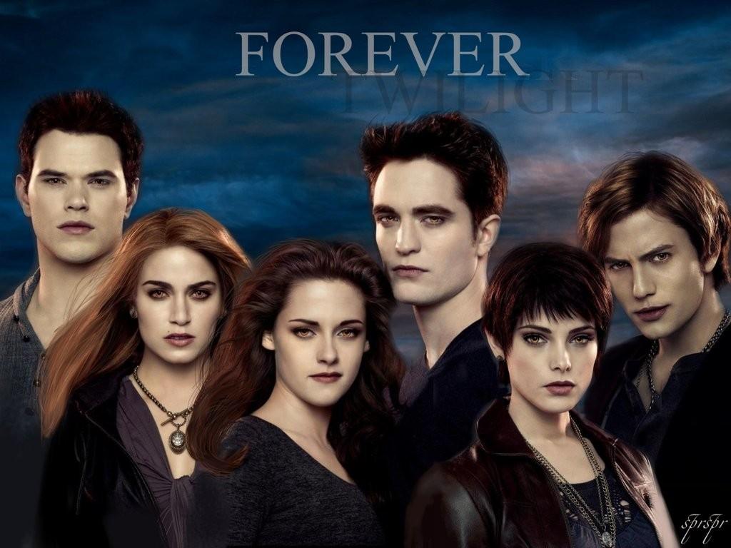 Quel personnage de Twilight es-tu ?