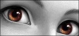 Quand Elwin se rend compte que la couleur des yeux de Sophie, n'est pas due aux toxines mais qu'il sont juste marron, il dit qu'il fera des recherches et que lorsqu'il aura trouvé, il tiendra là quelque chose d'exceptionnel. De quoi s'agit-il ?
