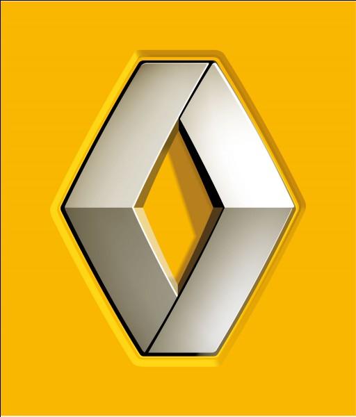 En quelle année est né le logo de Renault ?