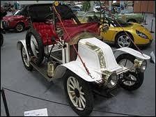Quel était la première voiture chez Renault ?