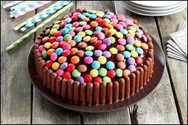 Simulation 5 : tu te retrouves dans un jardin avec des membres de ta famille pour un anniversaire. C'est le moment du gâteau et vous êtes tous affamés. Que fais-tu ?