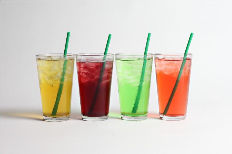 À quelle fréquence consommez-vous du soda ?