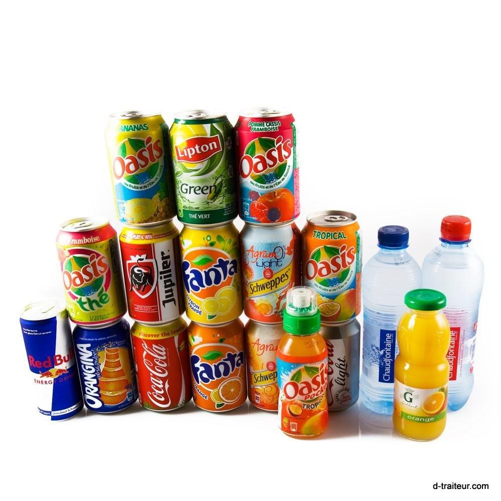 Quelle est votre boisson gazeuse préférée ? - 2