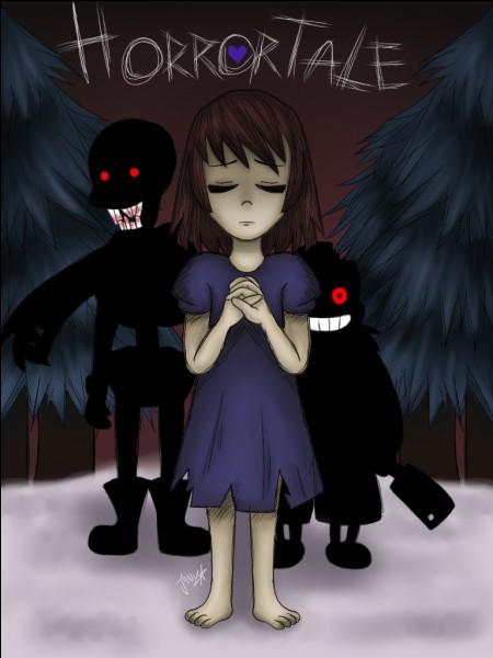 Où Horrortale est-il représenté pour être finalement créé ?
