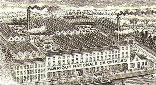 """A Haubourdin que fabriquait-on dans l'usine """"ça-va-seul"""" ?"""