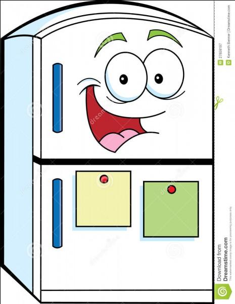 Je suis le seul aliment qu'on met au réfrigérateur mais qui reste toujours chaud !Que suis-je ?