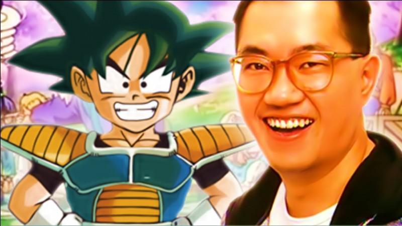 Qui est le personnage préféré d'Akira Toriyama ?