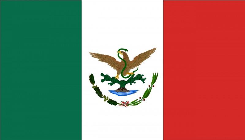 Ce drapeau est celui de/du :