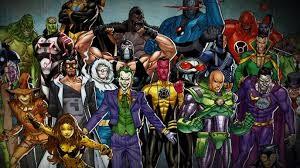 Les supervilains DC