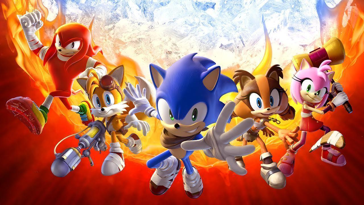Quel personnage de 'Sonic' es-tu ?