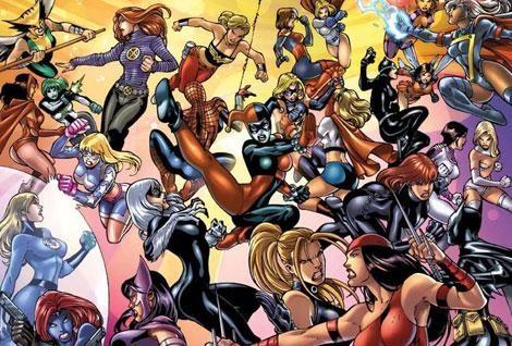 Quelle super-héroïne es-tu ?