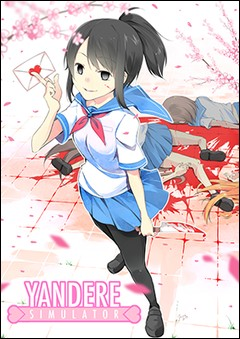 "Sora : Ses personnages ""Yandere Simulator"" sont :"
