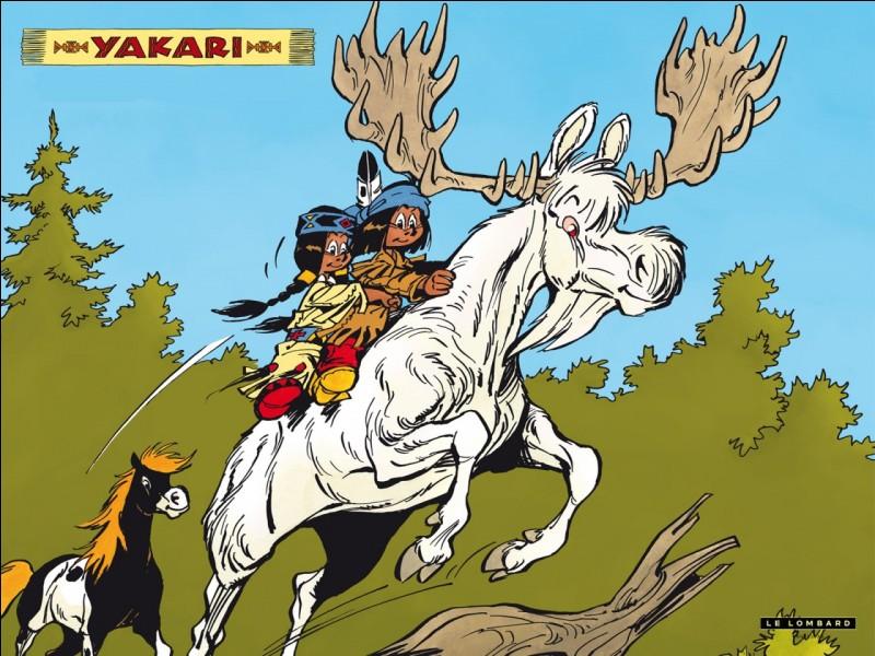 L'histoire parle d'un jeune indien sioux lakota qui peut parler aux animaux.