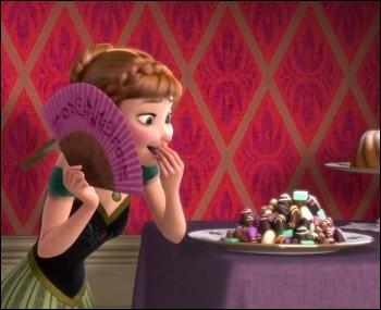 De petits chocolats !