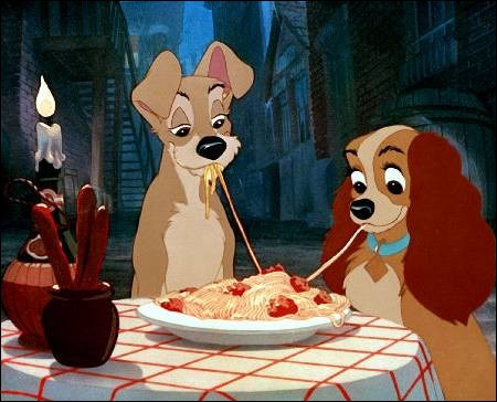Spaghettis !