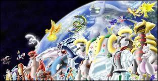 Maintenant, une suite de questions concernant les Pokémon légendaires et fabuleux. Quelle caractéristique s'applique toujours à ces Pokémon ?