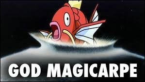 Maintenant, une sur Magicarpe : quelle affirmation est fausse ?