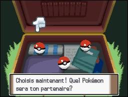 Lequel de ces Pokémon n'est pas un starter officiel ?