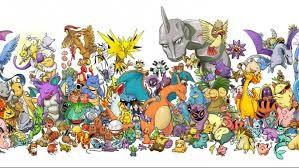 Pokémon en général