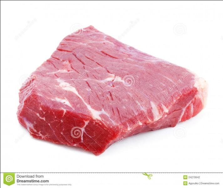 De quelle dose de viande a-t-il besoin ?