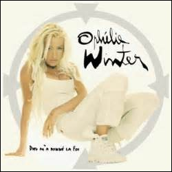 Ophélie Winter a chanté cette chanson en 2009.