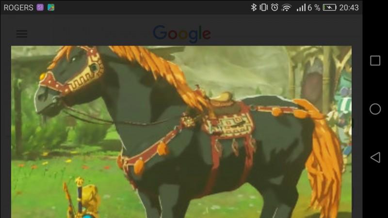 SPOILER! Combien d'endurance a le cheval de Ganondorf (ou plutôt son descendant) ?