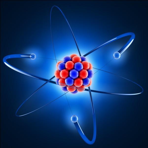 Que contiennent les nucléons ?