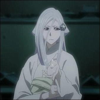 Il est le plus beau zanpakuto du Gotei 13 :