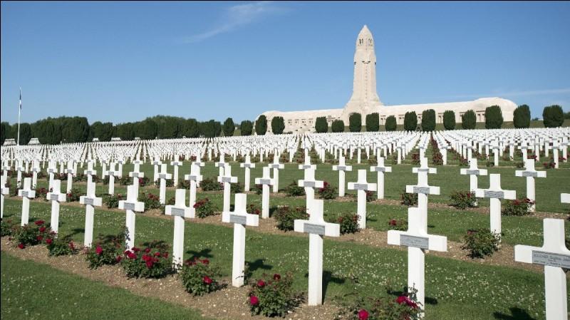 En quelle année a eu lieu la bataille de Verdun ?