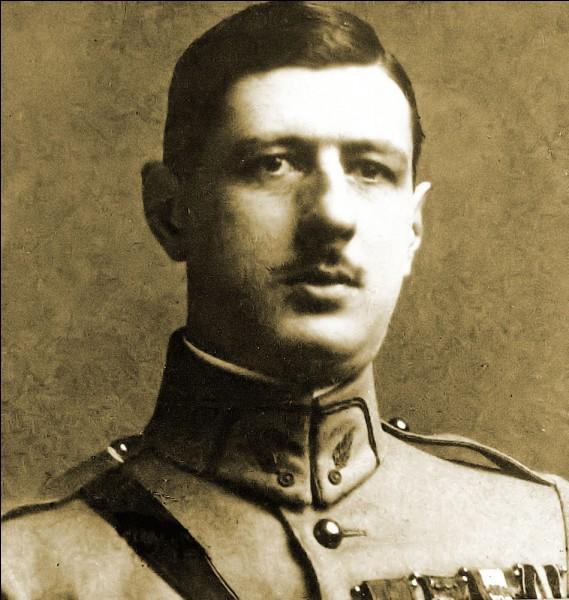 Quand a eu lieu l'appel du général De Gaulle ?