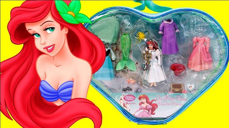 "Le nom ""Ariel"" signifie ""Loup de Dieu"" en hébreu !"