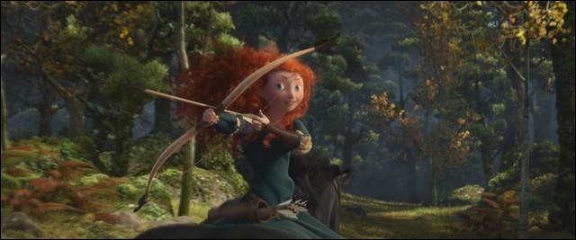 Mulan et Merida sont les deux seules princesses Disney à savoir tirer à l'arc !