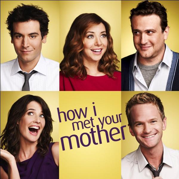 Je suis animatrice à la télévision et je suis sortie avec Ted et Barney, je suis :