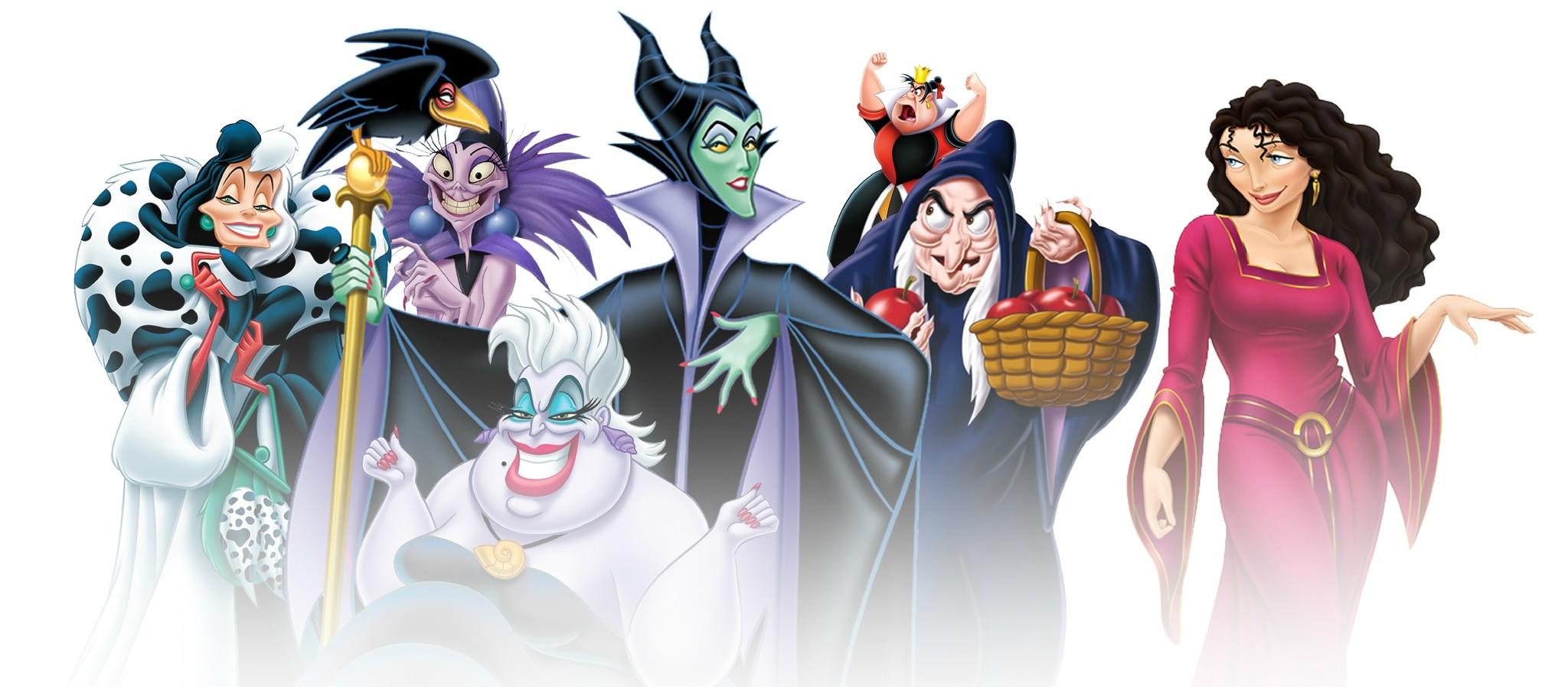Quel méchant Disney es-tu ?
