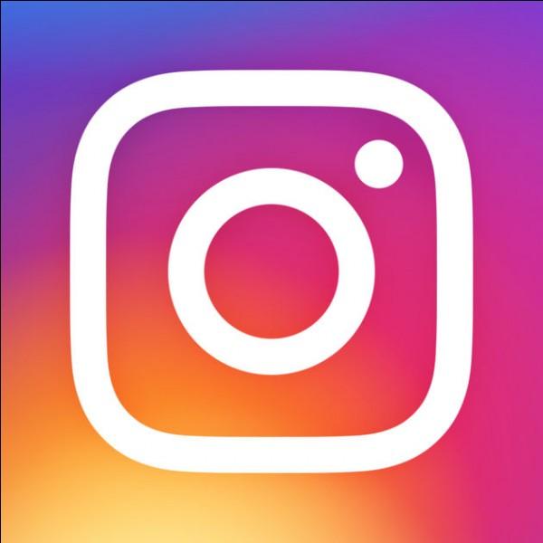 Internet - À quel réseau social correspond ce logo ?