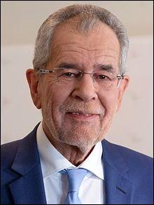 Politique - Qui est l'actuel président de l'Autriche (juin 2017) ?