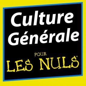 Culture générale n°8