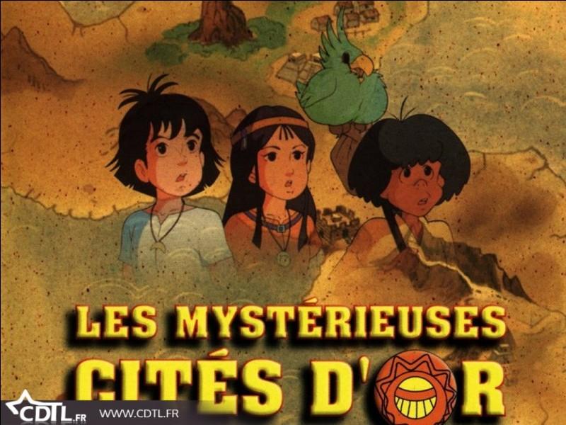Quand est sorti ''Les Mystérieuses Cités d'or'' ?