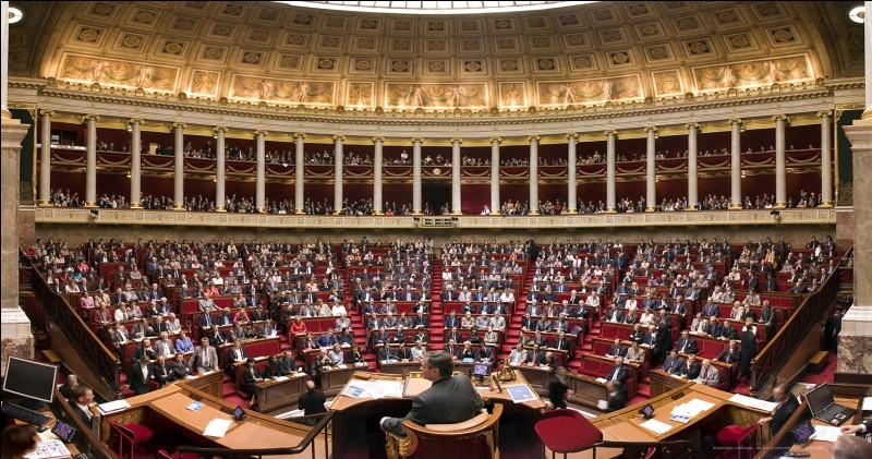 Combien de députés y a-t-il en France ?