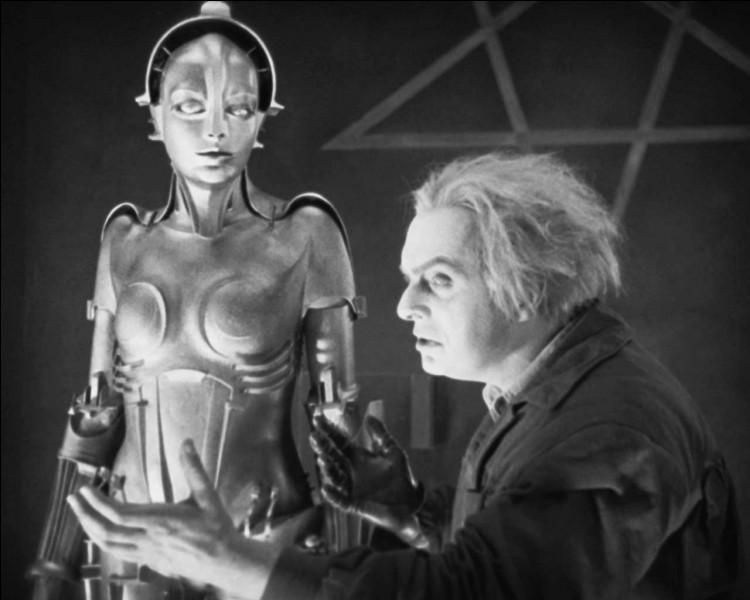 Quel est ce film de Fritz Lang de 1927 ?