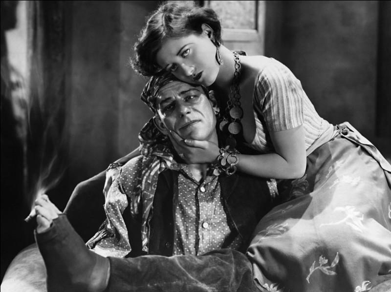 Quel film de 1927 est l'un des tout premiers de Joan Crawford ?