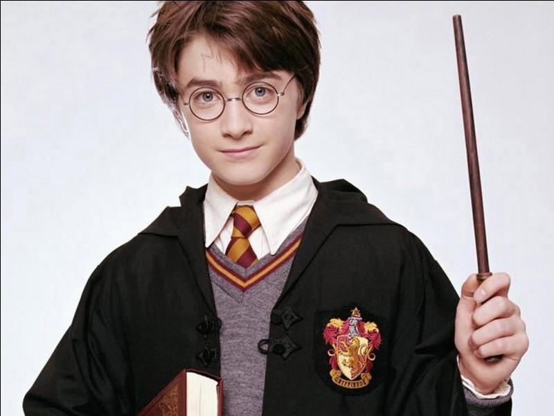 De quelle couleur sont les yeux de Harry ?