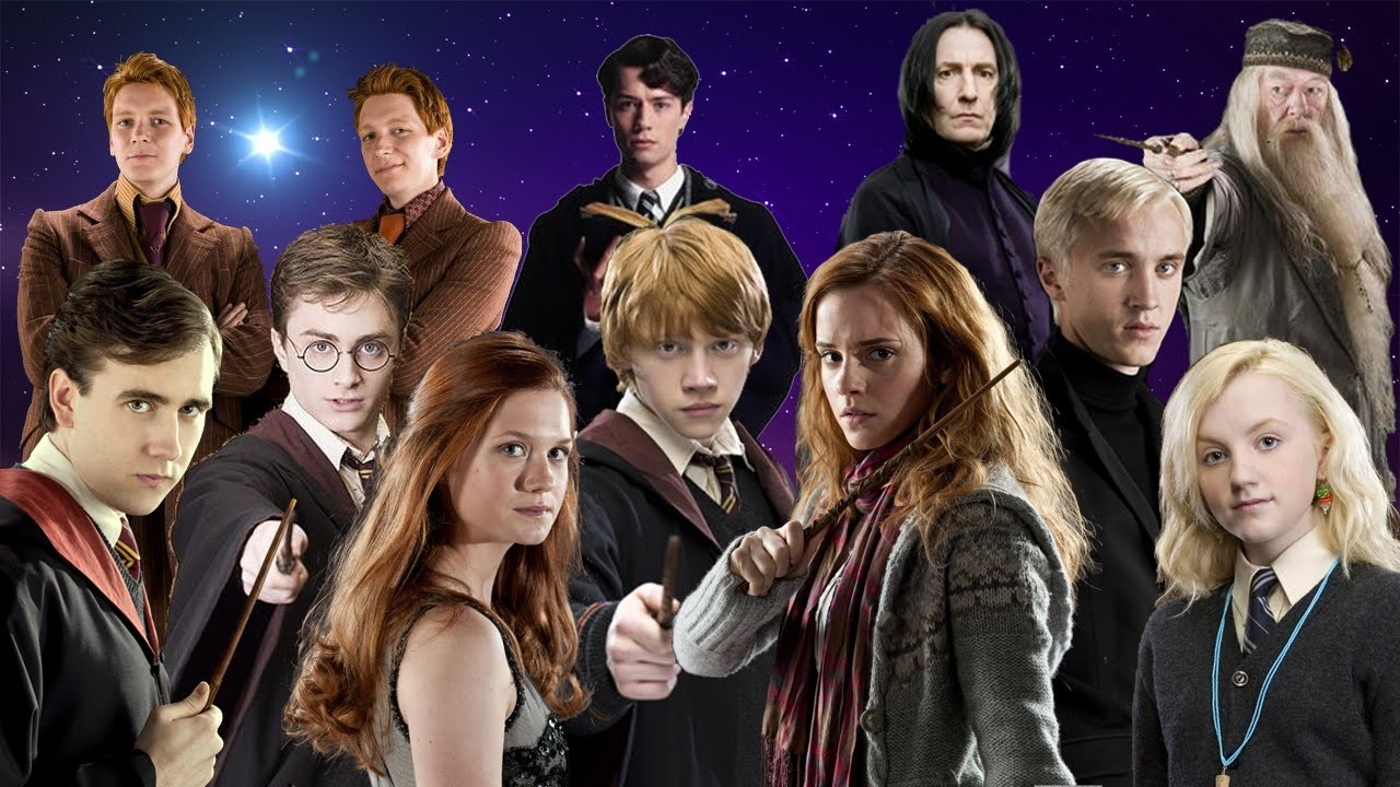 Connais-tu 'Harry Potter 1' ?