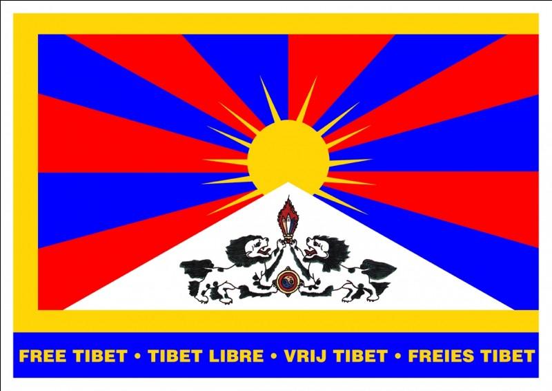 Comment s'appellent les habitants du Tibet ?