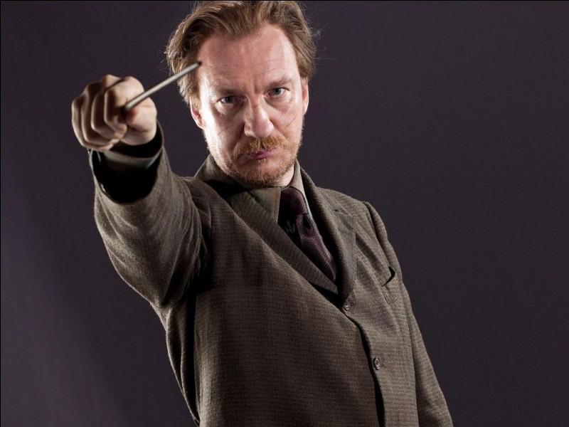 Qui est Lupin par rapport à Harry ?