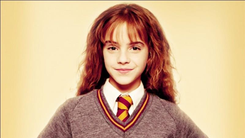 Comment se nomme la mère d'Hermione ?