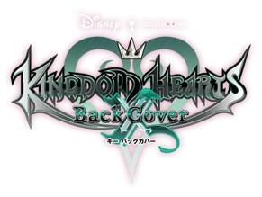 Kingdom Hearts X Back Cover