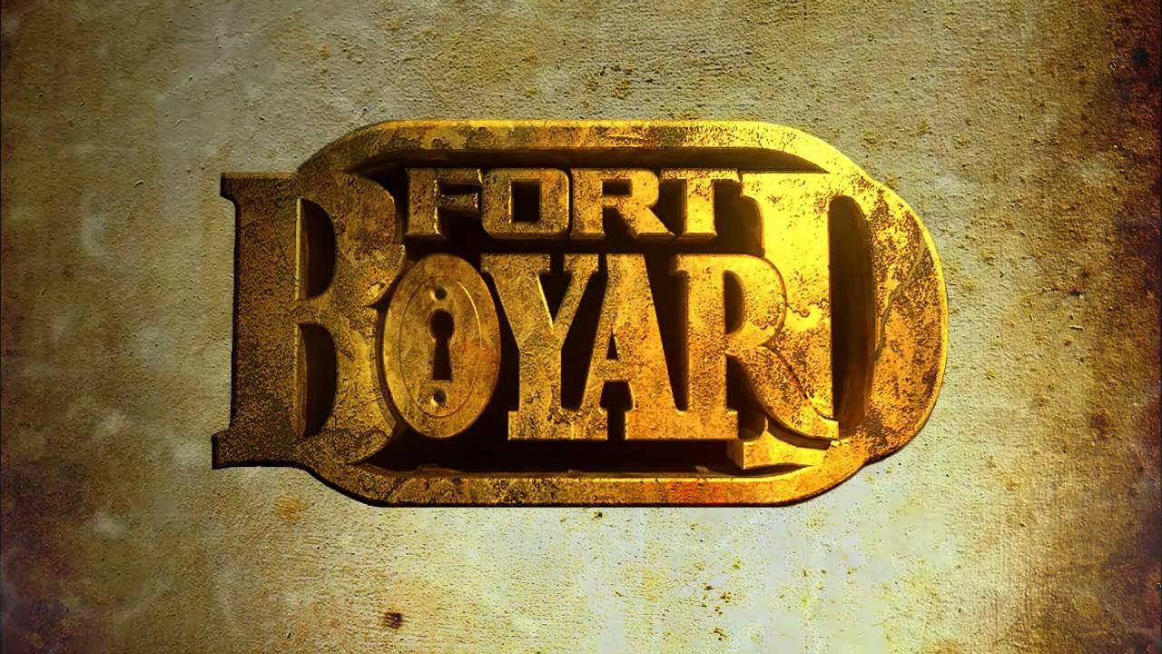 Les personnages dans Fort Boyard