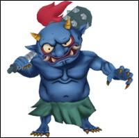 Ogralos est le plus puissant Oni.
