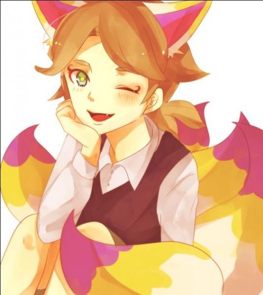 Kyubi prend parfois l'apparence de ce garçon.